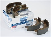 Finwhale Vr311 Колодки тормозные задние (к-т 4шт) 2101-07,2121,21213