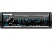 Kenwood Kmm-bt306 Проигрыватель автомоб.(1DIN,iPod,android,Bluetooth