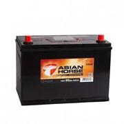 Asian Horse Asia АКБ залитая прямой полярности 95Ah