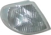 Указатель поворота передний правый белый в сборе 2115 (без ламп)  741.3711170-02