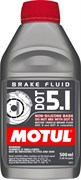 Motul Dot 5.1 Жидкость тормозная синтетическая (0.5л)  100950
