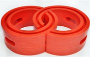 Проставки пружинные межвитковые силиконовые размер B (к-т 2шт)