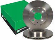 Pilenga 221 Диск тормозной передний вентилируемый R13 2110-2112  v221