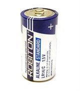 Robiton Standard Lr14 Bl2 Батарейка алкалиновая (1.5V) (1шт.)