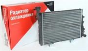 Радиатор алюминиевый 2107  под электровентилятор   УЦЕНКА   2107-1301012-11