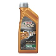 Castrol Edge Supercar 10W60 Масло моторное синтетич. (1л) (УЦЕНКА)  15a001