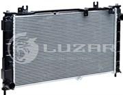 Luzar Lrc01192b Радиатор алюминиевый 2190 Гранта (АКПП)