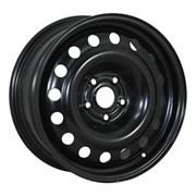 Trebl 7855p Диск колесный R16  6.5J, 5x114.3, 66.1,ET40   черный   9284836