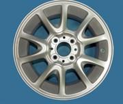 Диск колесный л/с R14 (5.5J, 4x98, 58.6,ET35) ВАЗ 2192 Калина-2 (КиК)  2192-3101015-10